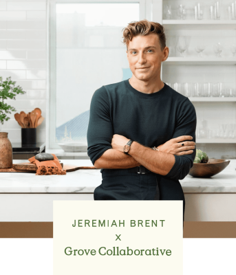 Grove Collaborative x Jeremiah Brent Collection Available Now + Coupons!