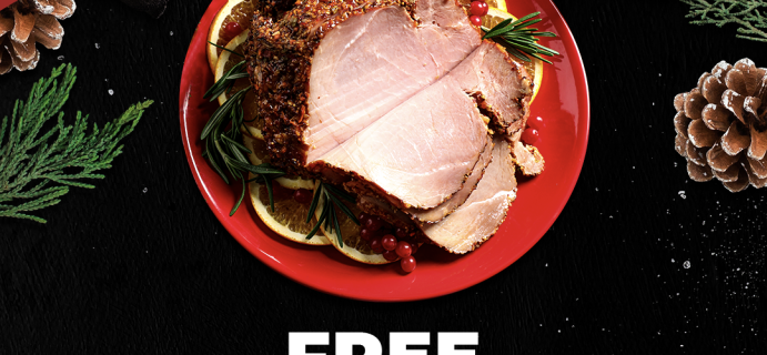 Good Ranchers Holiday Deal: Free Ham With Subscription!