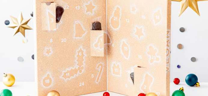 2020 Purdys Vegan Chocolate Advent Calendar Available Now!