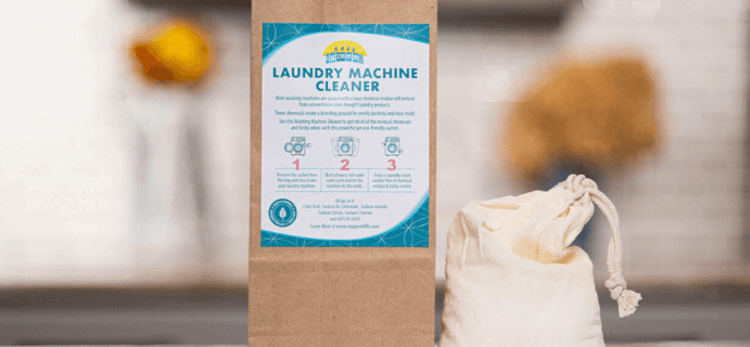 MyGreenFills St. Patrick's Day Deal: Get 3 FREE Laundry Machine Cleaners!