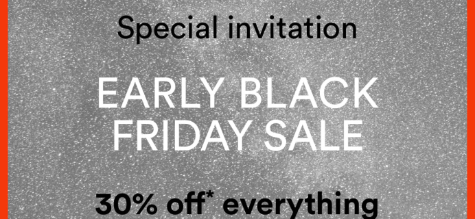 Frank And Oak Black Friday Sale: 30% Off Shop +  FREE Styling Fee Deal!