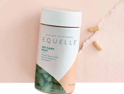 Equelle Coupon: Get 50% Off Hot Flash Relief!