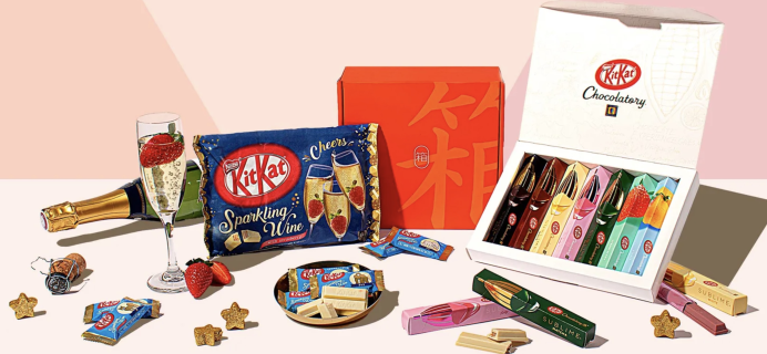 Bokksu Cyber Monday Deals: Save 12% on Subscriptions + Gifts & FREE KitKats on Prepaid Subscriptions!