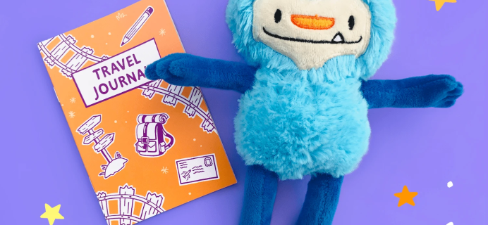 WompleBox Deal : Get a FREE Plushie!