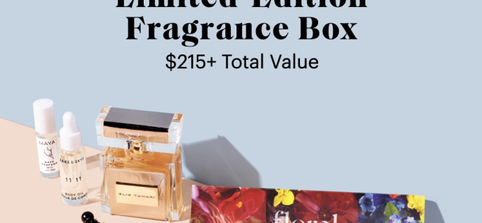 Allure Limited Edition Fragrance Box Available Now + Full Spoilers!