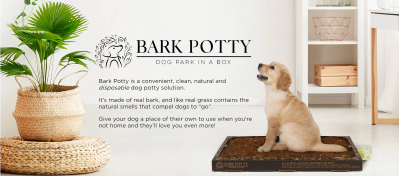 Bark Potty Cyber Monday Deal: Save 20% on your first order + FREE SHIPPING!