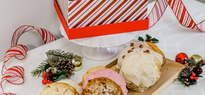 Seven Sisters Scones Black Friday & Cyber Monday Deal: Free Shipping on Holiday Gift Packages!