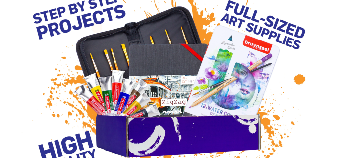 Smart Art Box Black Friday & Cyber Monday Deal: Save 35% sitewide!