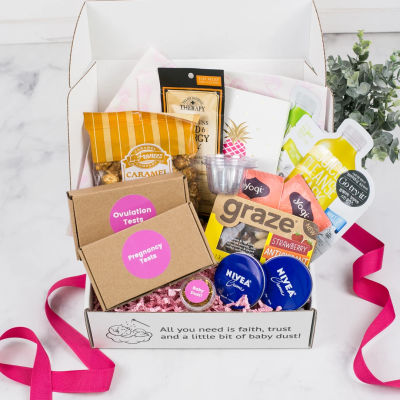 The Baby Dust Box Black Friday & Cyber Monday Deal: Get 50% off your first box on 3+ month subscriptions!