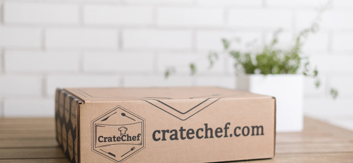 CrateChef Cyber Monday Deal: FREE Bonus Item In Every Box of Subscription Plan!