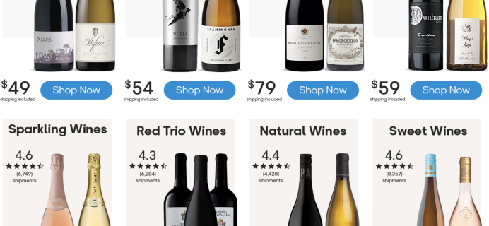 Cellars Wine Club Black Friday 2020 Sale: Save 20% plus get FREE Shipping!