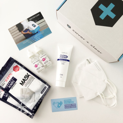 Cover + Clear Health Box Black Friday Deal: Get 15% Off For Life!