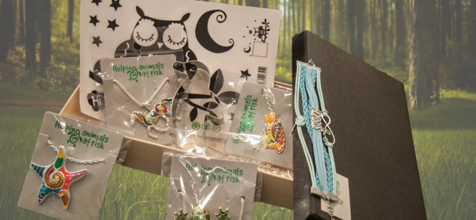 Helping Animals Mystery Box Black Friday Coupon: Save 25% On Your Subscription!
