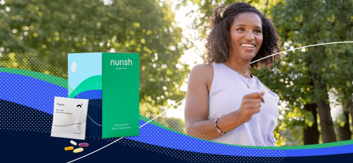 Nurish Vitamins Coupon: Get 50% Off First Month + FREE Shipping!