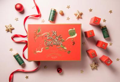 Vahdam Teas Holiday Advent Calendar 2020 Available Now!
