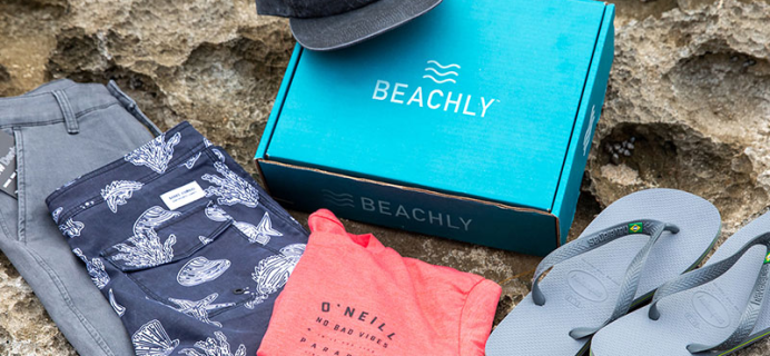 Beachly Men's Coupon: Get 20% Off & More!
