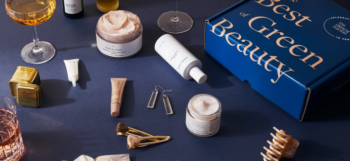 The Detox Market 2020 Best of Green Beauty Box Available Now + Full Spoilers!