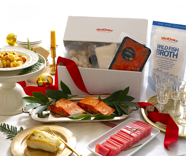 Vital Choice Limited Edition Holiday Box Available Now + Coupon!