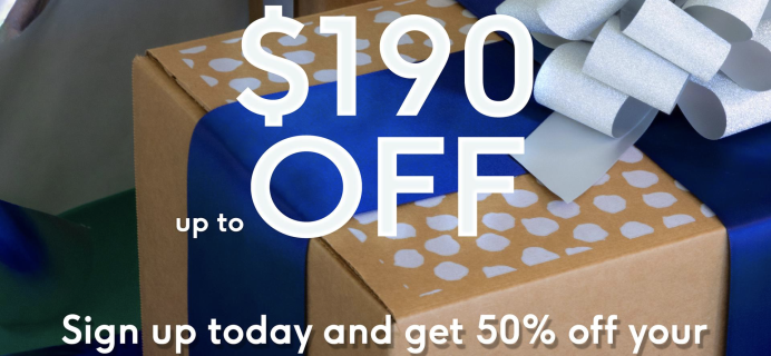Yumi Baby Food Black Friday Deal: Get 50% Off FOUR Boxes + FREE Shipping For Life!