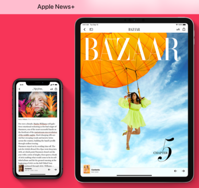 Apple News+ Coupon: Get 1 Month FREE Trial!