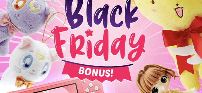 YumeTwins Black Friday Deal: Get BONUS Gift with Subscription!