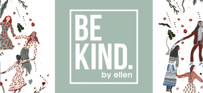 BE KIND by Ellen Box Winter 2020 Full Spoilers + Sales Open Now!