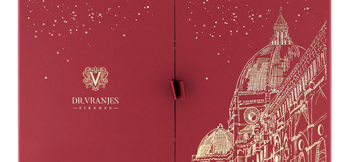 2020 Dr. Vranjes Firenze Advent Calendar Available Now + Full Spoilers!