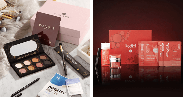 GLOSSYBOX Deal: Today ONLY Get the November Box + Rodial Box for $35!