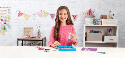 Creative Girls Club Cyber Monday Deal: Get 80% Off First Month with TWO Craft Kits!