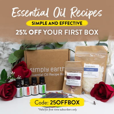 Simply Earth Early Black Friday Deal: Get 25% Off!
