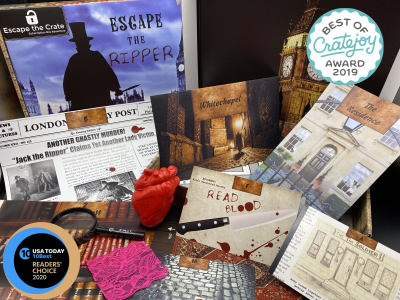 Escape the Crate Cyber Monday Deal: Save 30% On Any Length Subscription!