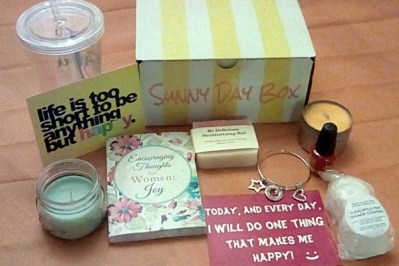 Sunny Day Box Black Friday Deal: Save 25% on all subscriptions!