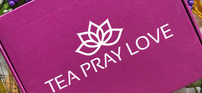 Tea Pray Love Black Friday Deal: Save 25% on your entire subscription!