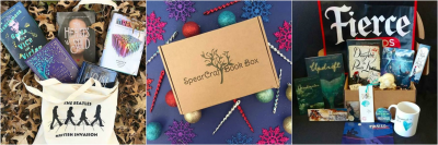 SpearCraft Book Box Cyber Monday Deal: Take 30% off Any Length Subscription!