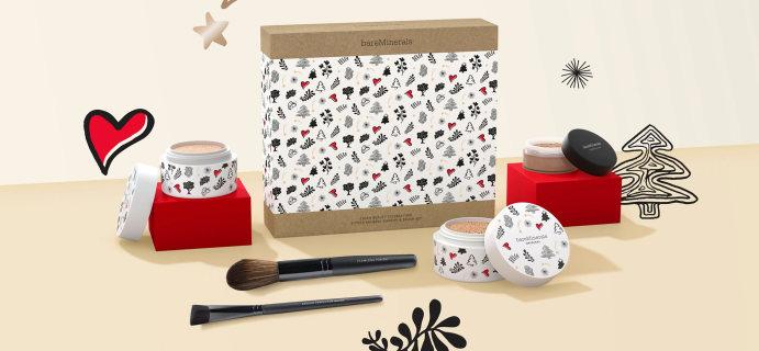 bareMinerals Cyber Monday Deal: 30% Off SITEWIDE Including Advent Calendar + FREE Gift!