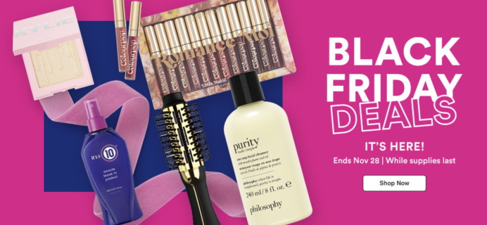 Ulta Cyber Monday Sale: Deals + $10 Coupon + FREE Beauty Bag!