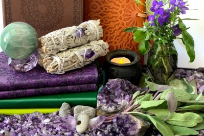 Sage and Amethyst Black Friday Deal: Save 25% on your entire subscription!