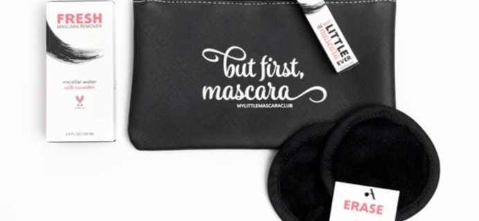 My Little Mascara Club Black Friday Deal: 40% Off First Month! {$12.60 Shipped!}