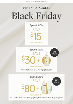 The Detox Market Black Friday 2020 Coupon: Get Up To $80 Off + Bonus Products!