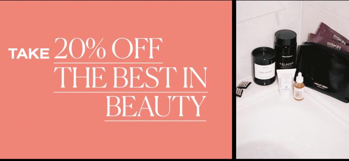 Violet Grey Black Friday Deal: Save 20% off sitewide!
