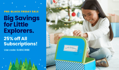 Little Passports Black Friday 2020 Sale: Save 25% On Subscriptions – up to $50+ Off!