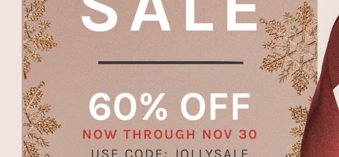 Petit Vour Black Friday Deal: Get 60% Off Select Shop Items & More!
