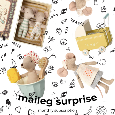 Why and Whale Black Friday Deal: Save 20% on Minikane or Maileg Subscriptions!