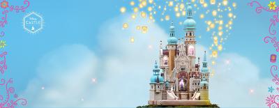 Disney Castle Collectible Series Series #5 Spoilers – RAPUNZEL!