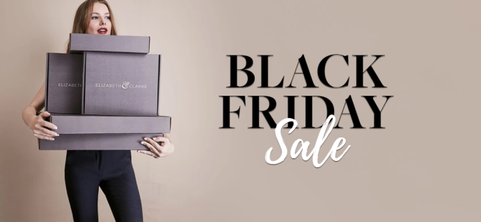 Elizabeth & Clarke Black Friday Sale: Get 50% Off Select Items!