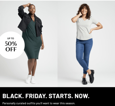 Universal Standard Black Friday Sale: Outfits Up to 50% Off!