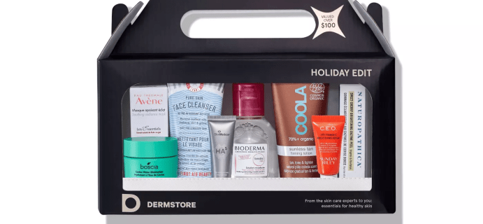 BeautyFIX 2020 Dermstore Holiday Edit Kit Now Available at Target!