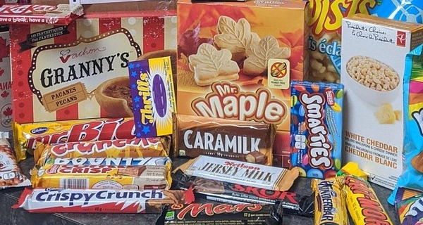 Canadian Snacks Box Black Friday Deal: Save 25% on your entire subscription!