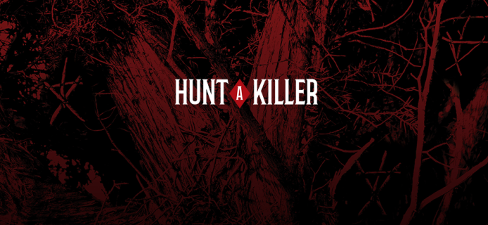 Hunt a Killer Black Friday Coupon: 25% Off Your First Box!