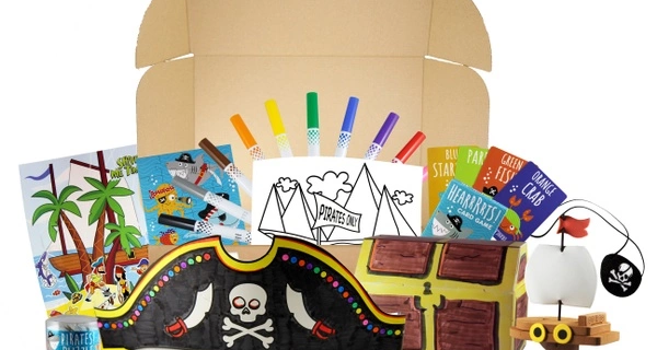 Craft & Play Box by Kay-Bay Kids Black Friday Deal: Take 25% off entire subscription purchase!